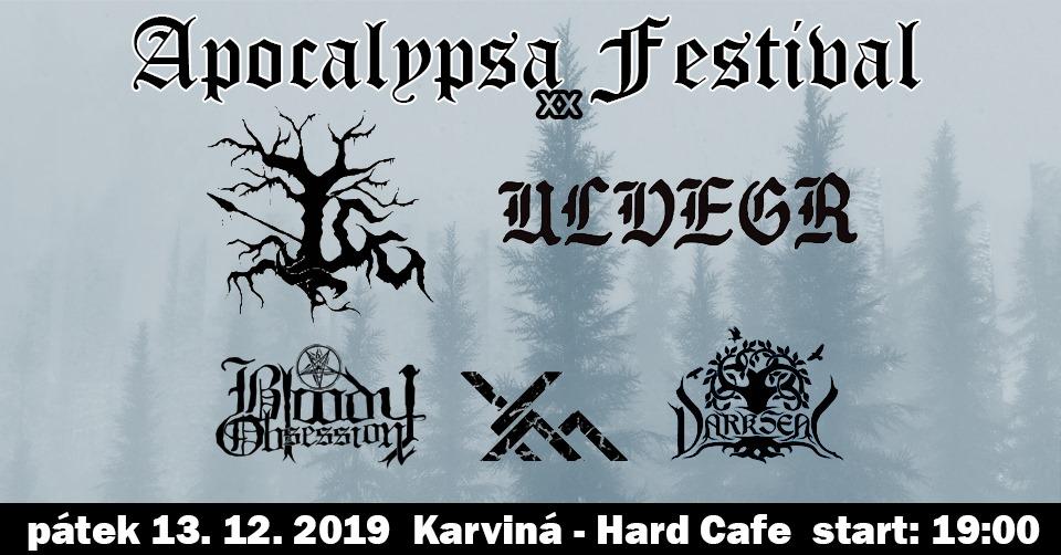 Apocalypsa Festival XX (Karviná - Hard Cafe)