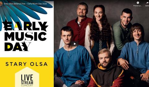 Stary Olsa - koncert online