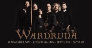 Wardruna @ Rafinery Gallery, Bratislava