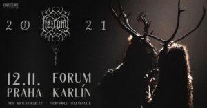 Heilung, Gaahls Wyrd @ Forum Karlín, Praha