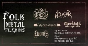 Folk Metal Pilgrims Vol. 6 @ Barrák Music Club